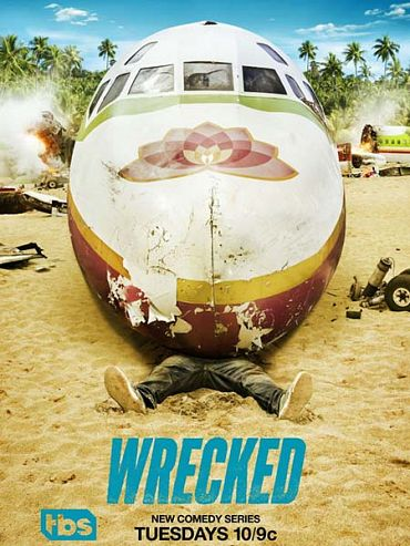 Крушение (1 сезон) / Wrecked (2016) WEB-DLRip / HDTVRip