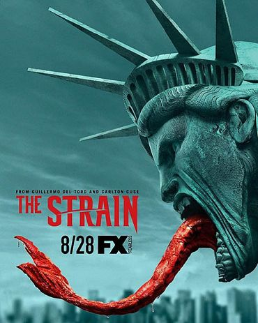 Штамм (3 сезон) / The Strain (2016) WEB-DLRip