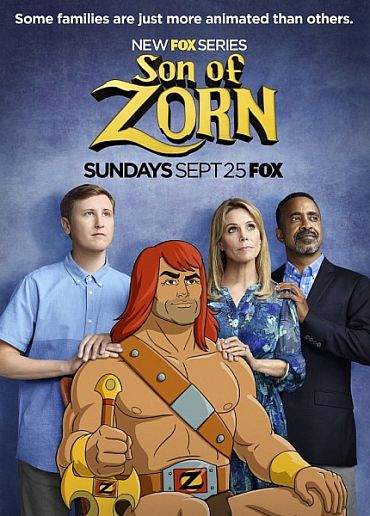��� ����� (1 �����) / Son of Zorn (2016) WEB-DLRip