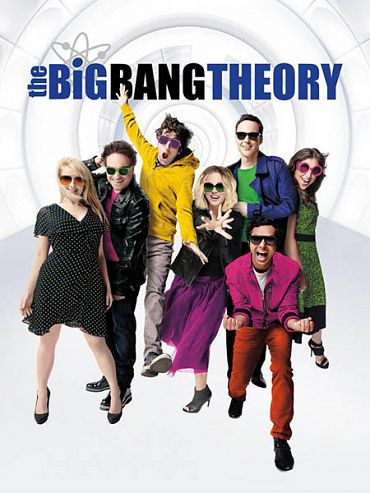 ������ �������� ������ (10 �����) / The Big Bang Theory (2016) HDTVRip