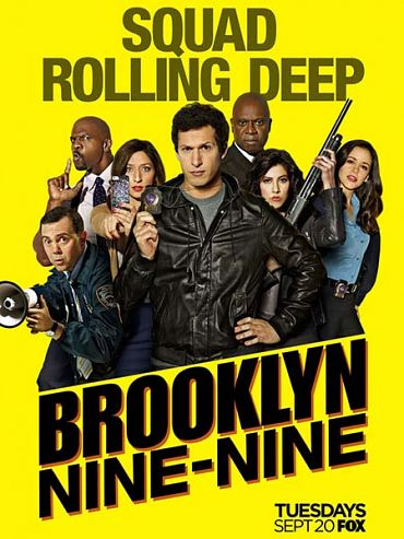 Бруклин 9-9 (4 сезон) / Brooklyn Nine-Nine (2016) WEB-DLRip / HDTVRip
