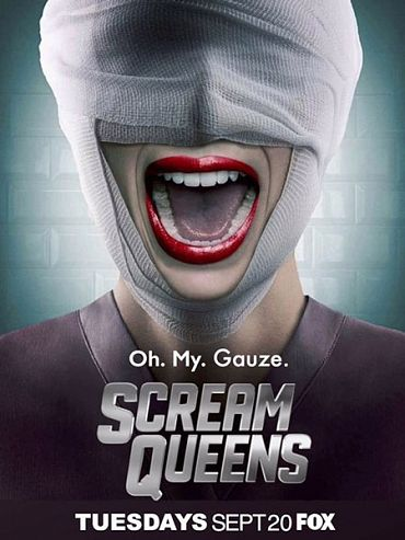 Королевы крика (2 сезон) / Scream Queens (2016) WEB-DLRip / HDTVRip