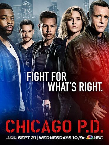 Полиция Чикаго (4 сезон) / Chicago P.D (2016) WEB-DLRip / HDTVRip