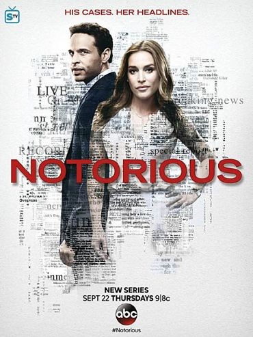 Дурная слава (1 сезон) / Notorious (2016) WEB-DLRip / HDTVRip