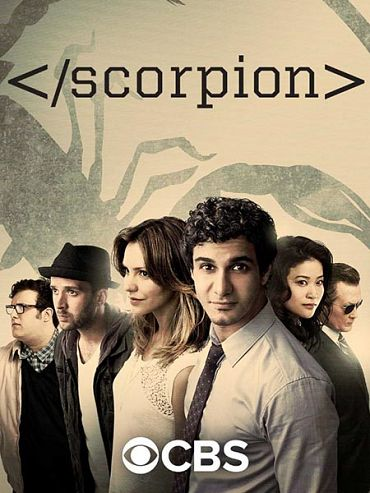Скорпион (3 сезон) / Scorpion (2016) WEB-DLRip