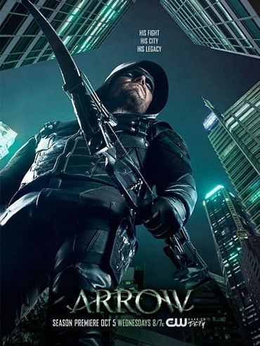 Стрела (5 сезон) / Arrow (2016) WEB-DLRip