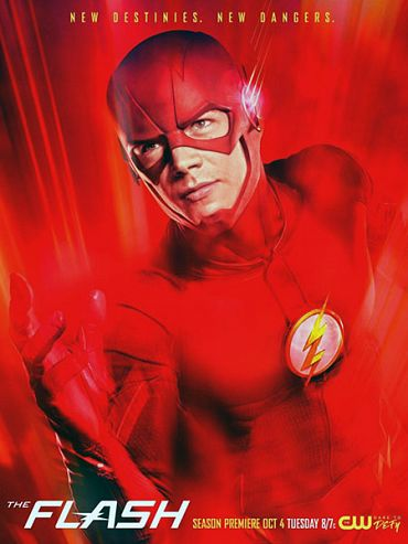 Флеш (3 сезон) / The Flash (2016) WEB-DLRip