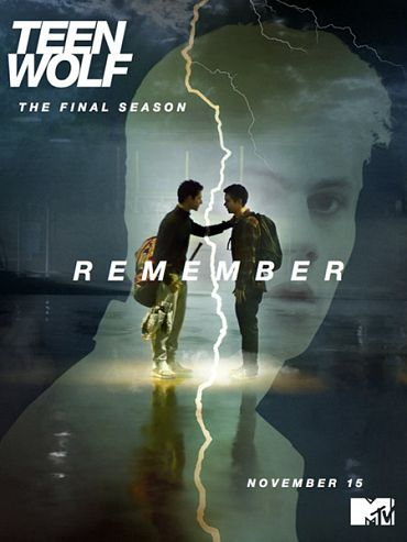 Оборотень / Волчонок (6 сезон) / Teen Wolf (2016) WEB-DLRip / HDTVRip