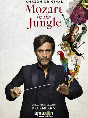 Моцарт в джунглях (3 сезон) / Mozart in the Jungle (2016) WEBRip