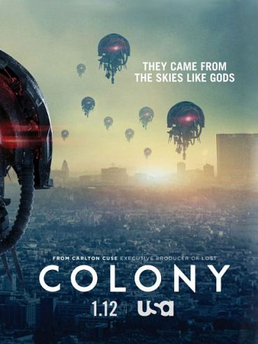Колония (2 сезон) / Colony (2017) WEB-DLRip / HDTVRip