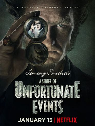 Лемони Сникет: 33 несчастья (1 сезон) / A Series of Unfortunate Events (2017) WEBRip
