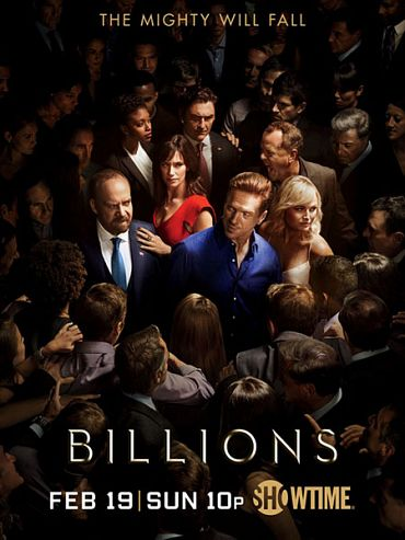 Миллиарды (2 сезон) / Billions (2017) WEB-DLRip