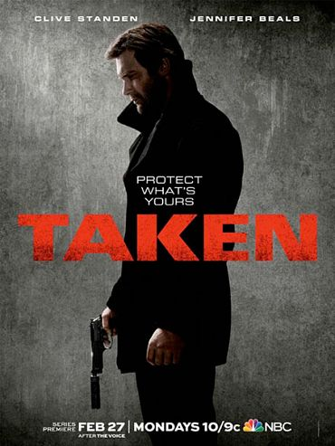 Заложница (1 сезон) / Taken (2017) WEB-DLRip / HDTVRip