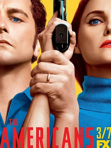 Американцы (5 сезон) / The Americans (2017) WEB-DLRip / HDTVRip