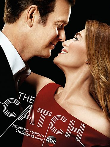 Улов / Ловушка (2 сезон) / The Catch (2017) WEB-DLRip
