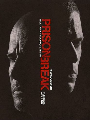 Побег / Побег: Продолжение (5 сезон) / Prison Break / Prison Break: Sequel (2017) WEB-DLRip / WEB-DL 720 / HDTVRip