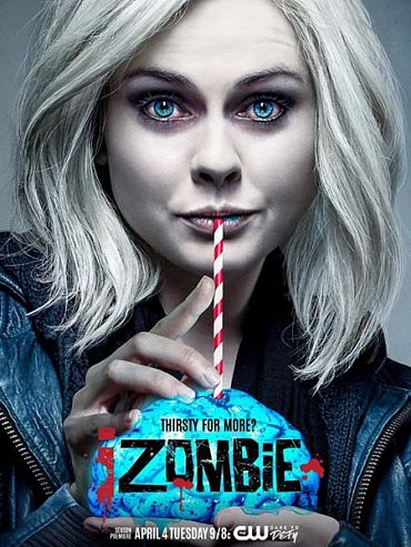 Я – зомби (3 сезон) / iZombie (2017) WEB-DLRip / WEB-DL 720