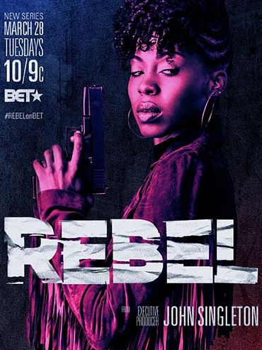 Бунтарка (1 сезон) / Rebel (2017) HDTVRip