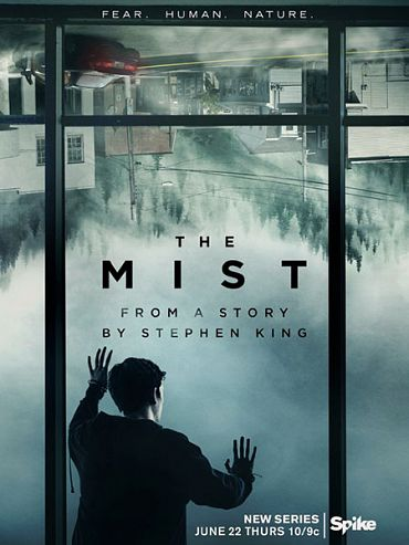 Туман / Мгла (1 сезон) / The Mist (2017) WEB-DLRip / WEB-DL 720 / WEBRip