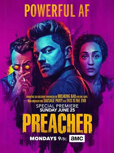 Проповедник (2 сезон) / Preacher (2017) WEB-DLRip / WEB-DL 720 / HDTVRip