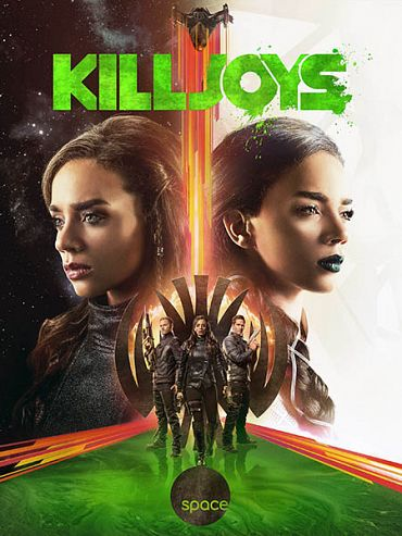 Киллджойс (3 сезон) / Killjoys (2017) WEB-DLRip / WEB-DL 720 / HDTVRip