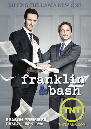 Франклин и Бэш (Компаньоны) / Franklin & Bash (2 сезон / 2012) WEB-DLRip