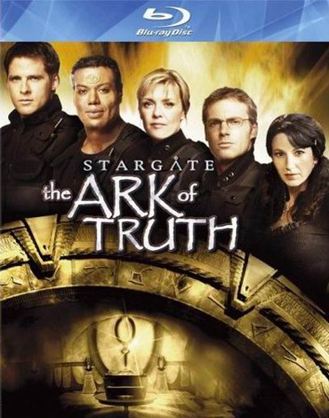 Звездные врата: Ковчег Истины / Stargate: The Ark of Truth (2008) HDRip