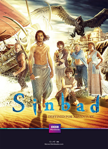 Синбад / Sinbad (1 сезон / 2012) HDTVRip/WEB-DLRip