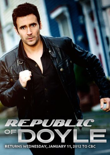 Дело Дойлов / Republic Of Doyle (3 сезон / 2012) HDTVRip