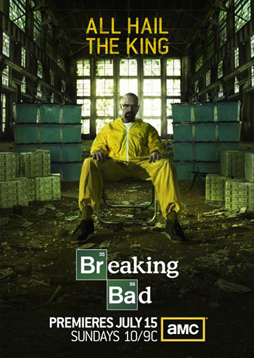 Во все тяжкие / Breaking Bad (5 сезон / 2012) WEB-DLRip