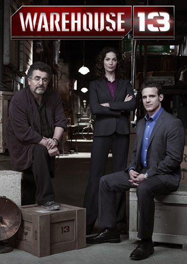 Хранилище 13 / Warehouse 13 (4 сезон / 2012) WEB-DLRip
