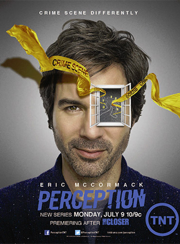 Восприятие / Perception (1 сезон / 2012) WEB-DLRip