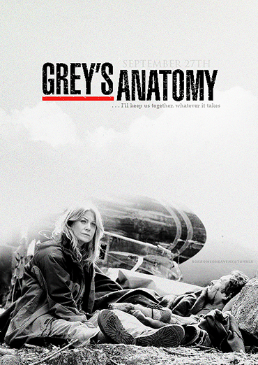 Анатомия страсти (Анатомия Грей) / Grey's Anatomy (9 сезон / 2012) WEB-DLRip