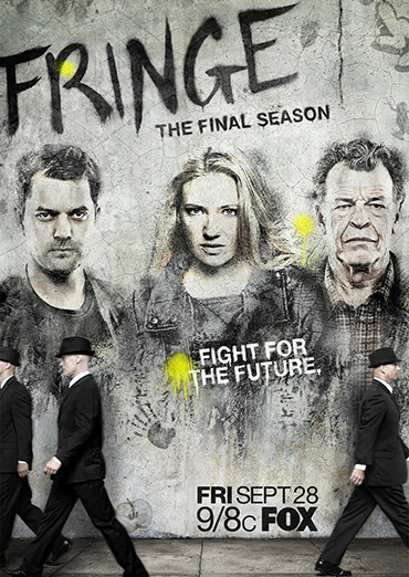 Грань / Fringe (5 сезон / 2012) WEB-DLRip/HDTVRip