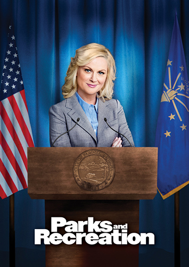 Парки и зоны отдыха / Parks and Recreation (5 сезон / 2012) WEB-DLRip