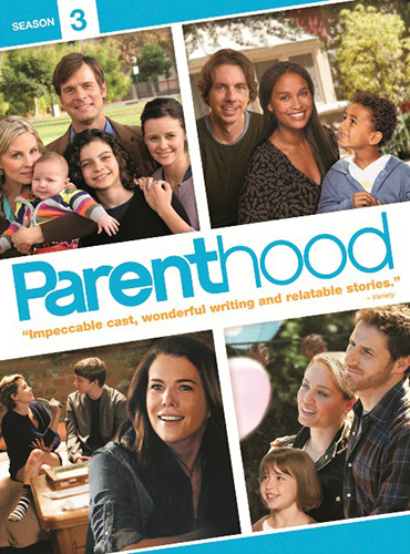 Родители / Parenthood (3 сезон / 2011) WEB-DLRip