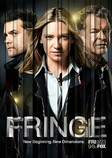 Грань / Fringe (4 сезон / 2011) HDTVRip/WEB-DLRip