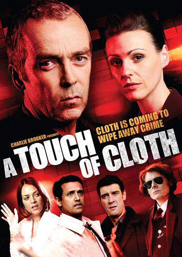 Инспектор Клот / A Touch of Cloth (1-3 сезоны / 2012-2014) HDRip/HDTVRip