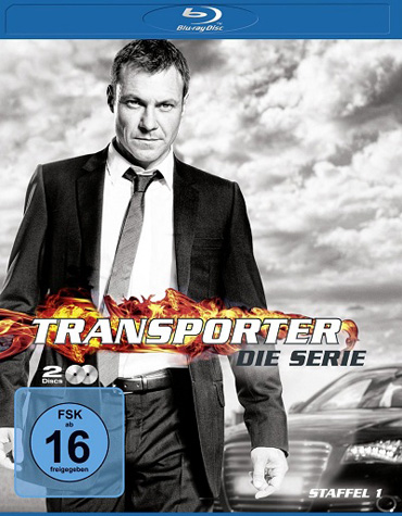 Перевозчик / Transporter: The Series (1 сезон / 2012) HDRip