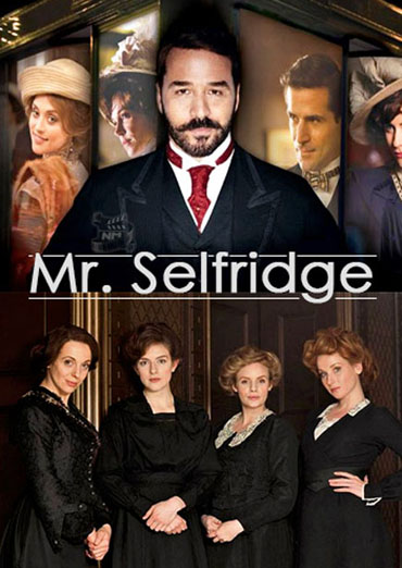 Мистер Селфридж / Mr. Selfridge (1 сезон / 2013) WEB-DLRip
