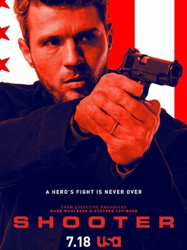 Стрелок (2 сезон) / Shooter (2017) WEB-DLRip / WEB-DL 720 / HDTVRip