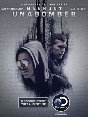 Охота на Унабомбера (1 сезон) / Manhunt: Unabomber (2017) WEB-DLRip