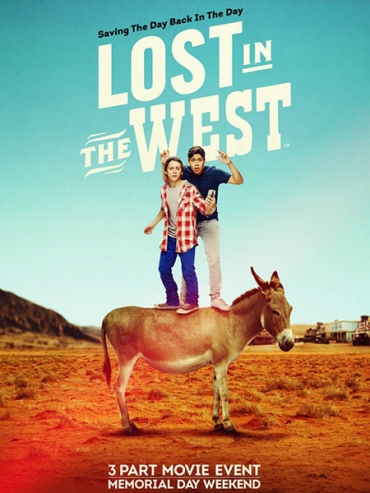 На Диком Западе (1 сезон) / Lost in the West (2016) WEBRip