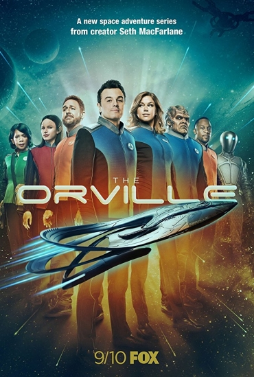 Орвилл (1 сезон) / The Orville (2017) WEB-DLRip / WEB-DL 720 / HDTVRip