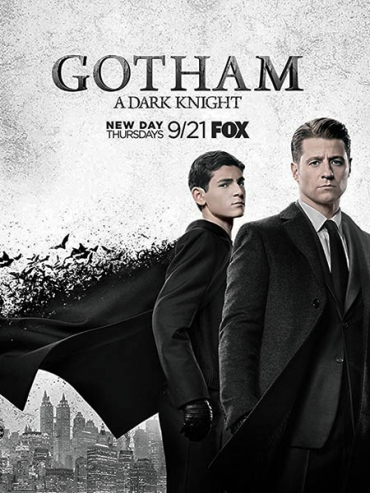 Готэм (4 сезон) / Gotham (2017) WEB-DLRip / WEB-DL 720 / HDTVRip