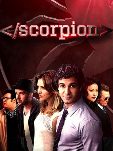 Скорпион (4 сезон) / Scorpion (2017) HDTVRip