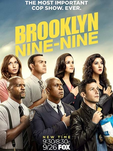 Бруклин 9-9 (5 сезон) / Brooklyn Nine-Nine (2017) WEB-DLRip / WEB-DL 720 / HDTVRip