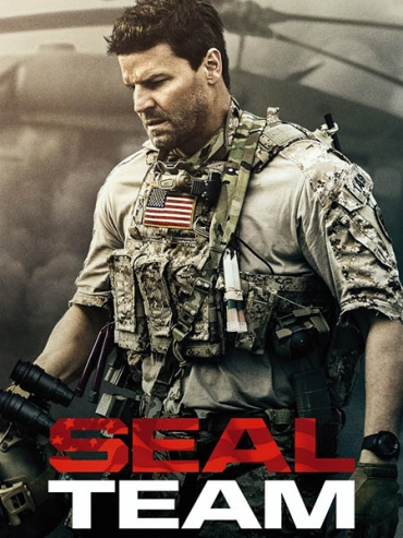 Спецназ (1 сезон) / Seal Team (2017) WEB-DLRip / WEB-DL 720 / HDTVRip