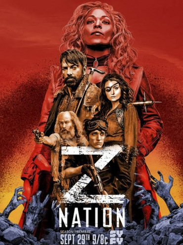 Нация Z (4 сезон) / Z Nation (2017) WEB-DLRip / WEB-DL 720 / HDTVRip
