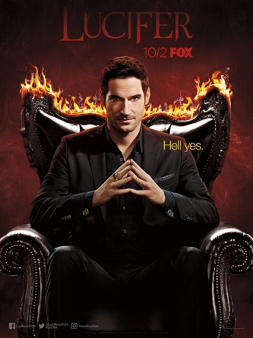Люцифер (3 сезон) / Lucifer (2017) WEB-DLRip / WEB-DL 720